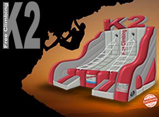 Gioco Gonfiabile K2