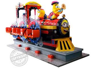 Mad Railway